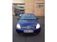 For Sale Toyota Yaris GS 1.0 Petrol year 2000 very LOW milage only 64k...........!!!!!!