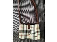 Ladies Burberry handbag