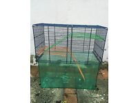 Gerbil/ mouse cage