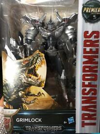 Transformers premier edition grimlock