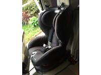 Maxi Cosi Rubi Baby Car Seat Group 1 Black Raven London Croydon