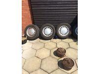 Steel wheels for sale