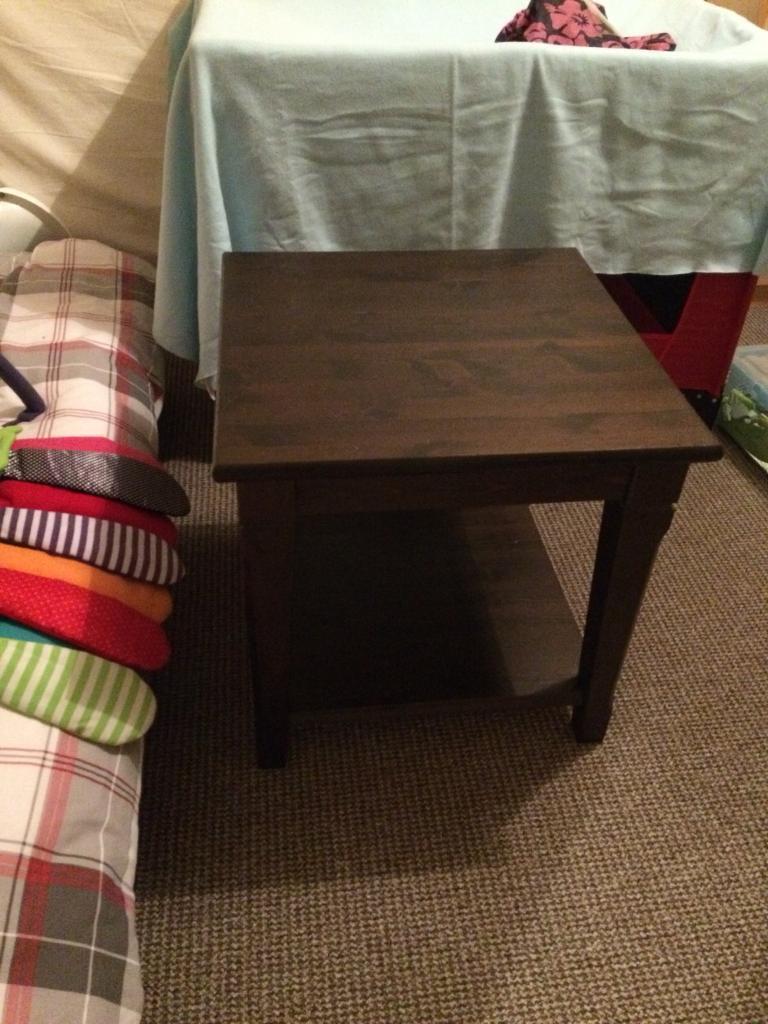 Ikea Markor Side Table In Bishop Auckland County Durham Gumtree # Meuble Tv Ikea Markor