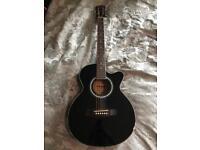 Paragon electro acoustic guitar j002ce
