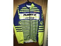 Planet X - Team Carnac Cycling Jacket, size XL (Men's)