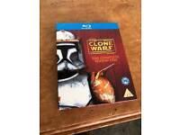 Star Wars: The Clone Wars - Series 1 Blu Ray