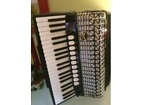 Accordion HOHNER Atlantic IV N Musette, showroom condition