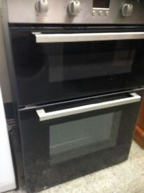 Double oven mint condition
