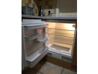 Tecnik Integrated Under Counter Larder Fridge 60cm