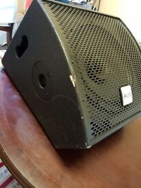 Used Alto SXM112 stage monitor 350 watts RMS
