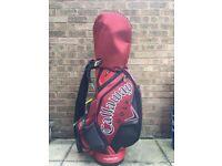 CALLAWAY -Diablo Big Bertha tour bag