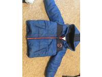 Boys Size: Age 3-4 Puffer Jacket