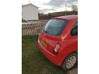 Nissan micra pure drive for sale