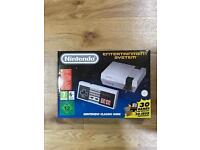 Brand new boxed Nintendo Nes Classic System