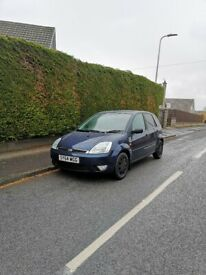image for Ford Fiesta 1.6 **1 YEAR MOT** GREAT CONDITION