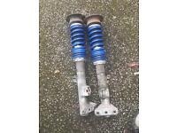 BMW e46 coilovers front