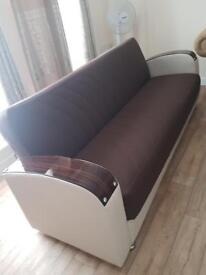 3 Seater Sofa Settee Bed