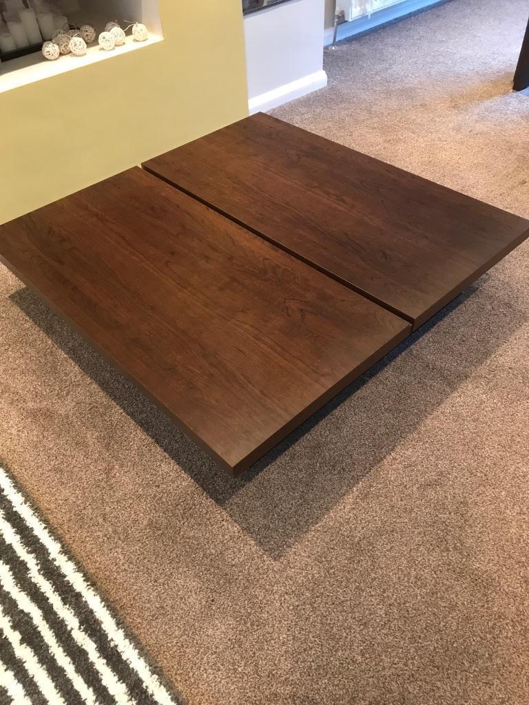 Next opus mango coffee table.
