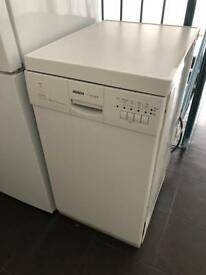 Bosch slimline dishwasher