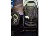 Graco pram Used once still has tags on