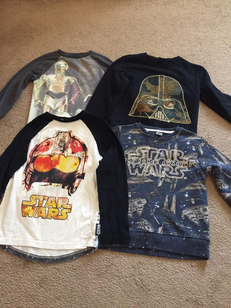 Star Wars tops
