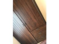 IKEA large wardrobe & tallboy drawers