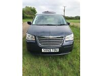 Chrysler Grand Voyager LX, 2.8 Auto.