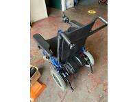 Iinvacare mirage power wheelchair