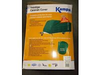 Kampa Prestige Caravan Cover for 14-17 foot caravans
