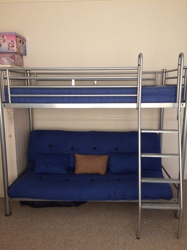jay-be bunk bed futon | in scunthorpe, lincolnshire | gumtree