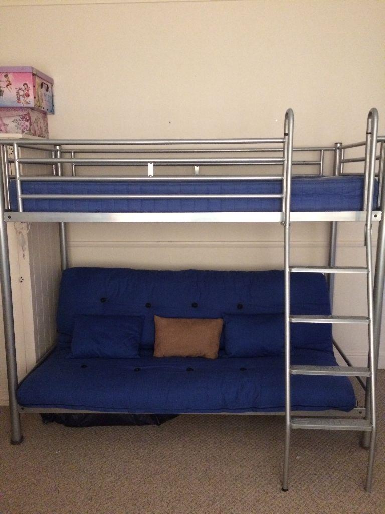 Jaybe Futon Bunk Bed