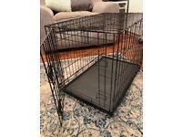 Medium Sized Pet Crate, dog/cat cage