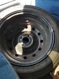 Tyre / wheel