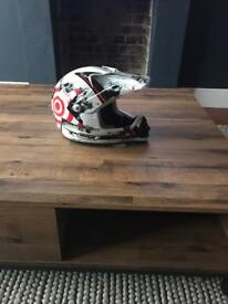 Kids box motorcross helmet