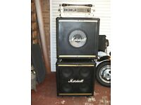 Marshell bass cabs