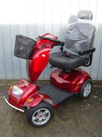 8 mph / 10 mph Freerider Landranger Deluxe GT10 mobility scooter