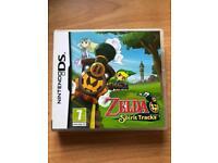 The legend of Zelda spirit tracks DS