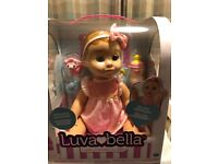 Brand New Unopened Luvabella Doll