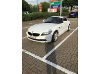 Z4 2.5 2010 BMW Z SERIES SDRIVE 23i ROADSTER CONVERTIBLE PETROL exhaust idrive service history