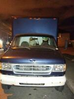 Ford E350 Turbo Truck(negotiable)