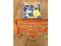 Belly Dancing book and kit