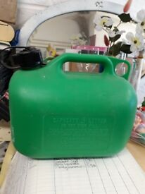 Jerry can - Petrol