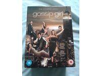 Gossip Girl complete box set