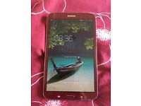 Samsung tab 3 8 inch screen screen protected n cased want swap for iPhone 5