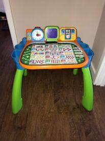 Vtech play desk