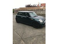Mini Cooper 1.6 08 plate with FSH