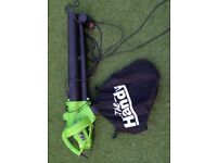 Handy 300w Electric Leaf blower and Vacuum