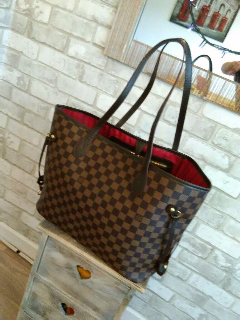 Handbag used Lvin Paisley, RenfrewshireGumtree - Handbag used Lv but only few times so look like New. Really capacious