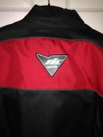 3/4 motorcycle jacket