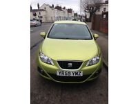 Seat Ibiza 1.6L TDI Sport CR Dec-2009 Cruise Control Folding Mirrors